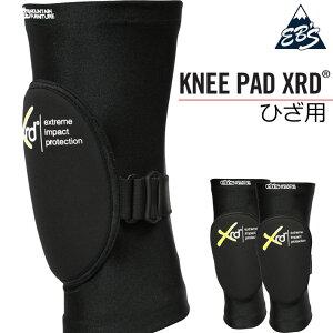 エビス 膝用 KNEE PAD XRD スノーボード プロテクター ニーパッド eb's [継続]