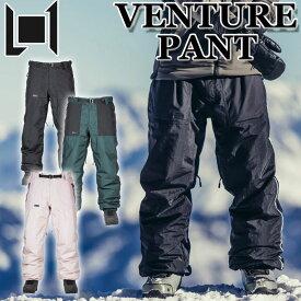 20-21 L1 エルワン ウェア VENTURA PANT ベンチャー パンツ メンズ スノーボード【あす楽対応】