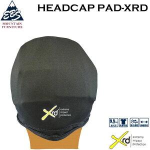エビス HEADCAP PAD XRD スノーボード プロテクター ヘッドキャップ eb's [継続]