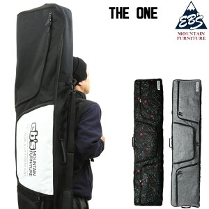 21-22 eb's ONE WHEEL 4100332 スノーボードケース ワン ウィール エビス