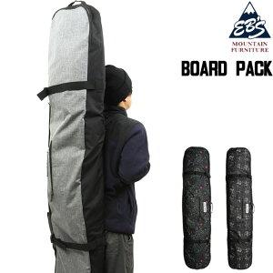 21-22 eb's スノーボードケース BOARD PACK ボードパック 4100333 エビス