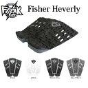 [送料無料] Freakフリーク デッキパッド Fisher Heverly フィッシャーハーバリー デッキパッチ 3ピース 【あす楽対応】