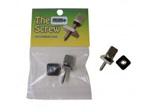 [送料200円可能] Maneuverline(マニューバーライン) The Screw PLUS + スクリュー プラス ロングボード用ネジ 固定ボルト ボルト ロングボード FIN いもねじ ネジ シングルボックス シングルBOX フィン