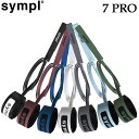 2021 SYMPL 7 PRO シンプルリーシュ re-leash ショートボード用 サーフィン リーシュコード 【あす楽対応】