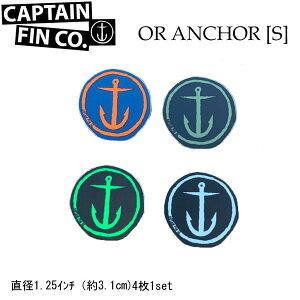 CAPTAIN FIN キャプテンフィン ステッカー ORIGINAL ANCHOR [S] アンカー スモールセット【あす楽対応】