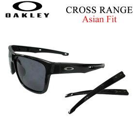 6411098b99 オークリー サングラス OAKLEY CROSS RANGE 9371-0157 クロスレンジ AsiaFit アジアンフィット 日本正規品
