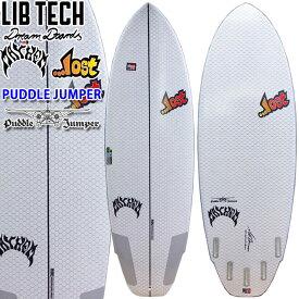 [予約商品] [5月下旬入荷予定] [送料無料] Lib Tech リブテック サーフボード PUDDLE JUMPER パドルジャンパー LOST ロスト MAYHEM メイヘム Mat Biolos マット・バイオロス Lib Tech Surfboards サーフボード ショートボード