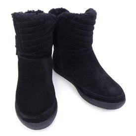 【在庫一掃セール】訳あり トリーバーチ TORY BURCH 靴 LORINER SHEARLING BOOTIE ブーティ ショート ブーツ ブラック (33158127 001 BLACK)【あす楽対応】