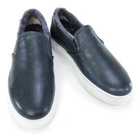 【在庫一掃セール】ポイント2倍(9/24 1:59迄) コルソローマ CORSO ROMA 9 靴 レディース スニーカー スリッポン チャコールグレー (VN ROCK GRIGIO)