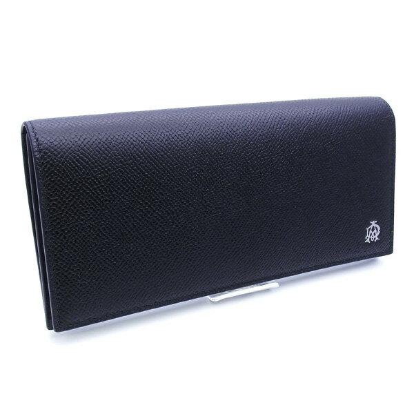2017年春夏 ダンヒル DUNHILL 財布 CADOGAN 長財布 ブラック (L2AC10A BK)【あす楽対応】