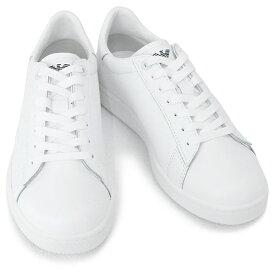 2020年秋冬新作 エンポリオアルマーニ イーエーセブン EMPORIO ARMANI EA7 靴 メンズ スニーカー ホワイト (X8X001 XCC51 00001 WHITE)