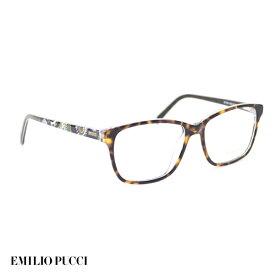 エミリオプッチ EMILIO PUCCI レディース メガネフレーム ブラウン (EP5032 056 BR)