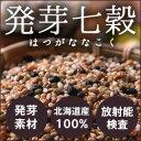 【放射能検査済】北海道産 発芽七穀 300g