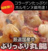 ぷるっぷるの国産牛丸腸コラーゲンた〜っぷり!!