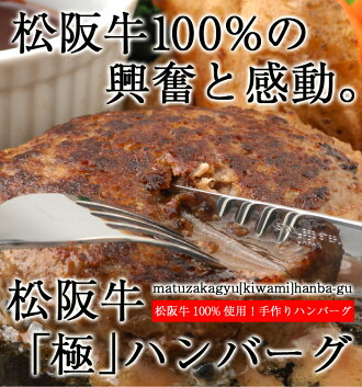 おためしワンコイン!1個130g!ご飯のお供第3弾!松阪牛100%生ハンバーグ!