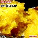 さつまいも 紅はるか べにはるか 送料無料 熊本県産 4.5kg サツマイモ お取り寄せ 紅蜜芋 焼き芋 芋 いも