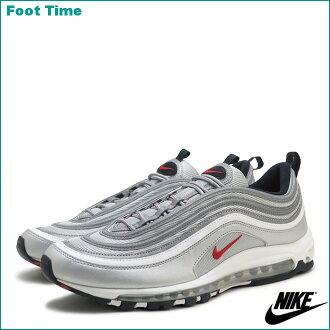 耐克空气最大97 OG QS NIKE AIR MAX 97 OG QS金属银子酒吧城红METALLIC SILVER/VARSITY RED 884421-001人运动鞋