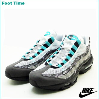耐克空气最大95印刷NIKE AIR MAX 95 PRINT黑色/清除翡翠-媒介灰BLACK/CLEAR JADE-MEDIUM ASH AQ0925-001人运动鞋