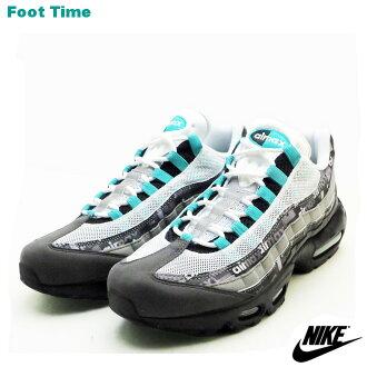 Kie Ney AMAX 95 print NIKE AIR MAX 95 PRINT black / clear Jade - medium Ashe BLACK/CLEAR JADE-MEDIUM ASH AQ0925-001 men sneakers