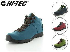 HI-TEC AORAKI CLASSIC WPハイテック アオラギ クラシック WP 靴 レディース靴 メンズ靴 スニーカー 4COLORS HKU13