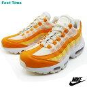 cd33cb150a NIKE WMNS AIR MAX 95 Nike women Air Max 95 Lady's sneakers PALE  IVORY/FIREWOOD ORANGE Peer ivory / fire Wood orange 307,960-114