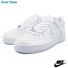 NIKE AIR FORCE 1 GS ナイキ エア フォース ワン GS DH2920-111 WHITE/WHITE/WHITE ホワイト/ホワイト/ホワイト 靴 レディース靴 ジュニア スニーカー