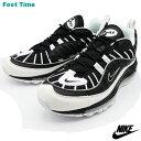 d9dc56d9e6 NIKE AIR MAX 98 Kie Ney AMAX 98 men's sneakers BLACK/WHITE-REFLECT SILVER  black / white - riff lek tosyl bar 640,744-010