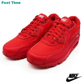 Kie Ney AMAX 90 essential NIKE AIR MAX 90 ESSENTIAL men sneakers university red / white UNIVERSITY RED/WHITE AJ1285-602