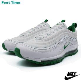 ナイキ エアマックス 97 NIKE AIR MAX 97 ホワイト/パイングリーン WHITE/PINE GREEN DH0271-100 靴 メンズ靴 スニーカー