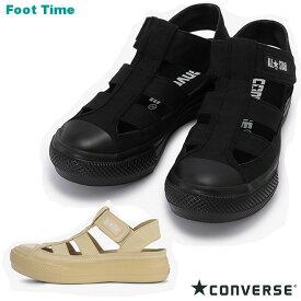 CONVERSE ALL STAR LIGHT PLTS GLADIATOR OXコンバース オールスター ライト PLTS グラディエーター OX BEIGE BLACK ベージュ ブラック 31302060 31302061 靴 レディース靴 スニーカー
