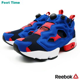 REEBOK INSTAPUMP FURY OG NMリーボック インスタポンプ フューリー OG NM CROYAL/CONAVY/RADRED ロイヤル/ネイビー/レッド FV4208 靴 メンズ靴 レディース靴 スニーカー