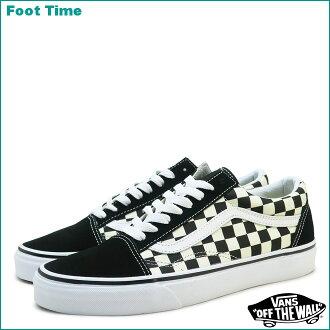 Vans old school (primary check) VANS OLD SKOOL (PRIMARY CHECK) black / white BLACK/WHITE VN0A38G1P0S men gap Dis sneakers