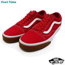 2f82d2c281e Vans old school (gum bumper) VANS OLD SKOOL (GUM BUMPER) red   toe roux  white RED TRUE WHITE VN0A38G1UJJ men gap Dis sneakers