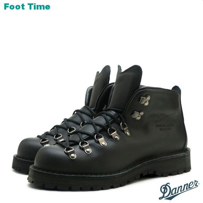 ダナー マウンテンライト DANNER MOUNTAIN LIGHT ブラック BLACK #31530 メンズ ブーツ 『送料無料』