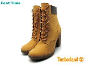 ティンバーランド グランシー 6インチ ヒール ブーツ TIMBERLAND GLANCY 6INCH HEEL BOOT アースキーパーズ EARTHKEEPERS 8715A ウィート WHEAT レディース ブーツ ヌバック