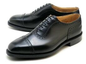 トリッカーズ ベルグレイブ ブラックボックス カーフレザー メンズ ブローグ シューズ シングルレザーソール イングランド製 Tricker's 6143 Belgrave Town Shoe Black Box Single Leather Sole MADE IN ENGLAND