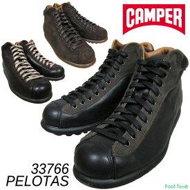 カンペール ペロータス・アリエル CAMPER PELOTAS ARIEL #33766 NEGRO-083 KENIA-084 RAIZ-085 メンズ 天然皮革 スニーカー 送料無料