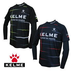 ケルメ(KELME,ケレメ)半袖プラクティス+ロングインナーセット KC20F164