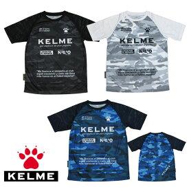 ケルメ(KELME,ケレメ)半袖プラクティス(Tシャツ) KH20S707