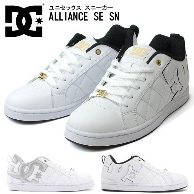 ディーシーシューズ アライアンス SE SN 100259メンズ レディーススニーカー DC shoes ALLIANCE SE SN WMS WWD DM181022(1801)
