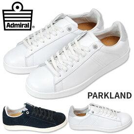 【22%OFF】メンズカジュアルシューズ アドミラル【Admiral】PARKLAND パークランド SJAD1518