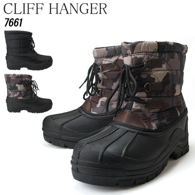 CLIFF HANGER クリフハンガー 7661 メンズブーツ 紳士 通勤 防水(1711)