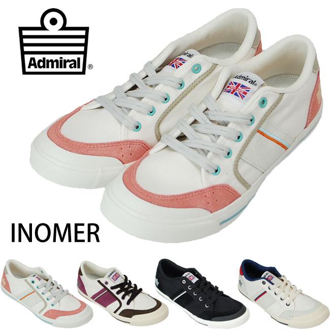 【送料無料】アドミラル Admiral INOMER SJAD1509(イノマー) レディーススニーカー ユニセックス