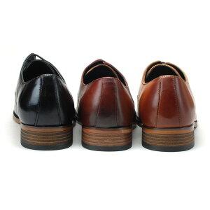 【送料無料】アルファキュービックコレクションAC-300ビジネスシューズALPHACUBICCOLLECTIONブラックバーガンディライトブラウン24.5cm〜27.0cm外羽根プレーントゥ牛革紳士靴メンズ男性(1902)(E)【北海道・沖縄は追加送料がかかります】