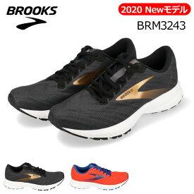 [送料無料]アキレス ブルックス ローンチ7 BRM3243 メンズ スニーカー BROOKS Launch7 ブラック チェリー ランニングシューズ 運動靴 男性(2001)
