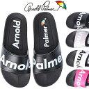 アーノルドパーマー シャワーサンダル レディース Arnold Palmer AP5403 ブラック ホワイトブラック ライトグレー ピンクブラック サンダル おしゃれ かわいい 傘 ロゴ 靴 202