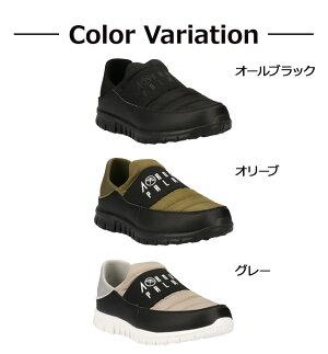 [送料無料]アーノルドパーマースニーカーメンズ黒オールブラックオリーブグレーArnoldPalmer25.0cm-28.0cm2Way軽量屈曲スリッポンウォーキングジョギングかかと踏めるシューズ靴紳士男性オフィスサンダルAP0102(2009)(E)