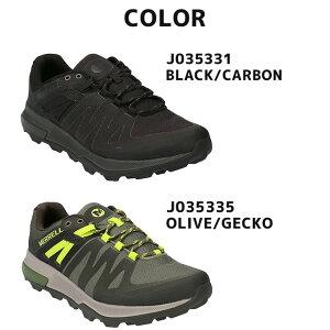 [送料無料]メレルザイオンFSTWP防水スニーカーメンズローカット25.5cm−27.0cmMERRELLウォータープルーフブラックオリーブ蒸れにくい防滑ハイキングトレイルシューズアウトドアJ035335J035331靴2020年秋冬(2009)(E9)