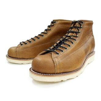 奇珀瓦靴子奇珀瓦 1901年米 35 5 英寸 Brigeman [铜任性] 布里奇曼真正保修证书与美国制造的男式工作启动