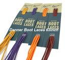 DANNER [ ダナー ] ブーツ レース 【7色】 63インチ(ハトメ片側9つ向け)メンズ 男性 紳士用 Boot Laces 約160cm アウトドア 靴...